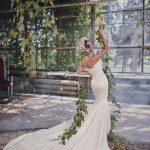 Wedding dress Ange Etoiles Ariana