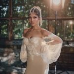 Mermaid wedding dress Ange Etoiles Franciska