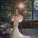 Mermaid wedding dress Ange Etoiles Franciska