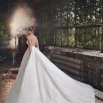 A-line wedding dress Ange Etoiles Grace