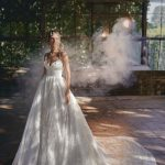A-line wedding dress Ange Etoiles Kerri