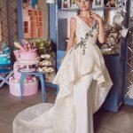 Wedding dress Assynta by Blammo-Biamo