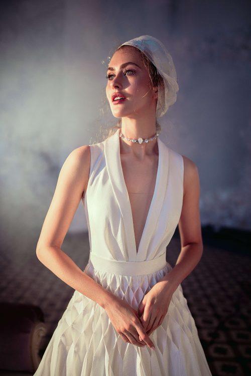Wedding dress Astria by Blammo-Biamo
