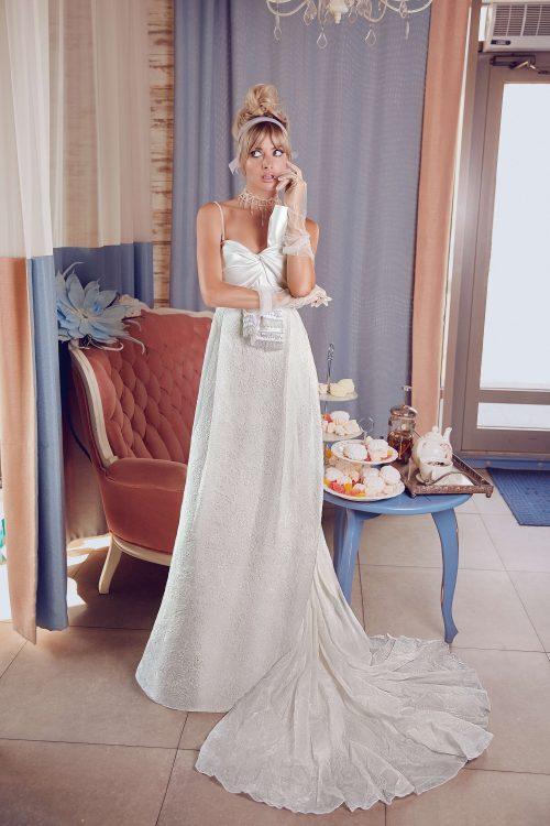 Wedding dress Dafna by Blammo-Biamo