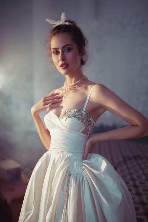 Wedding dress Hrisa by Blammo-Biamo