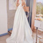 Wedding dress Izida by Blammo-Biamo