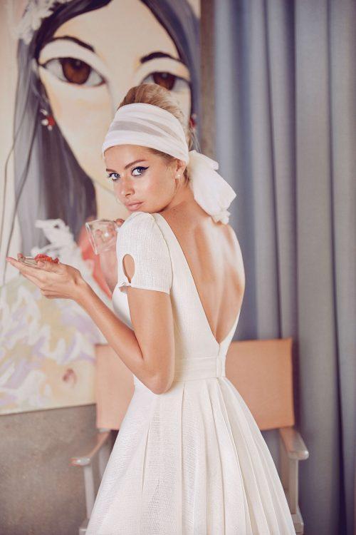 Wedding gown Izida by Blammo-Biamo