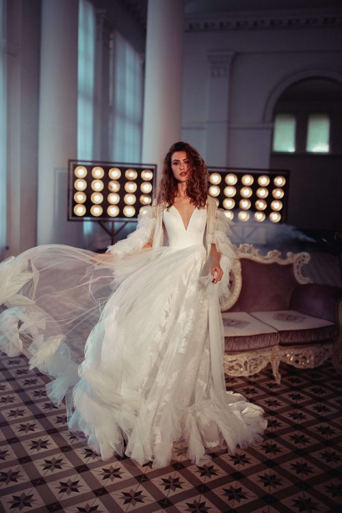Wedding gown Lesandra by Blammo-Biamo