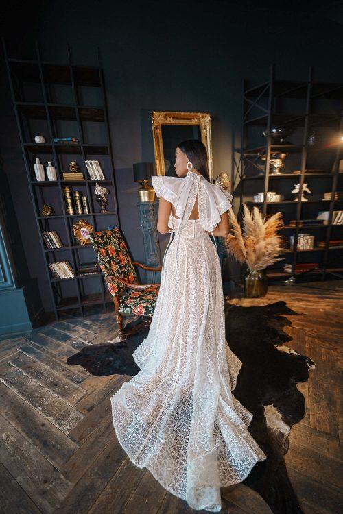 A-line wedding dress Arina by Rara AVis