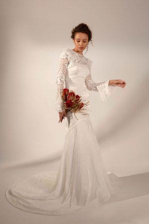 Wedding gown Karolina by Rara Avis