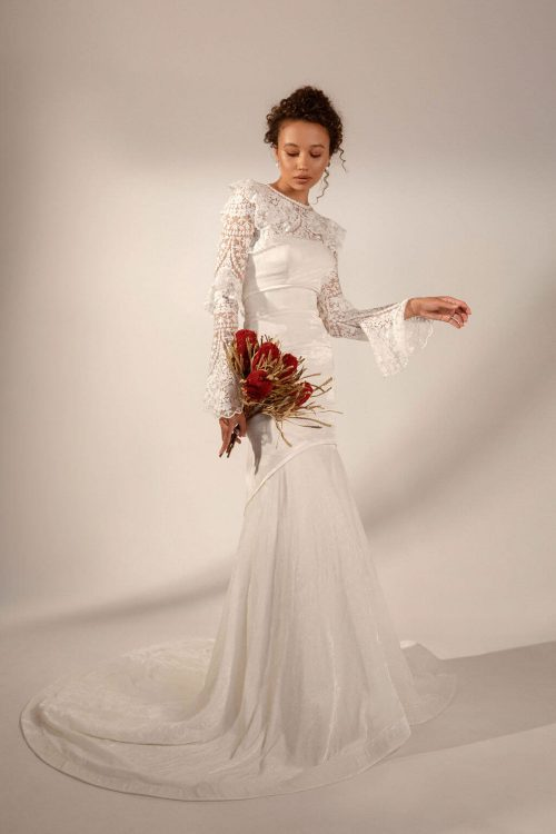 Wedding gown Karolina by Rara Avis