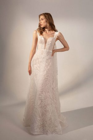 Wedding dress Vesna by Rara Avis
