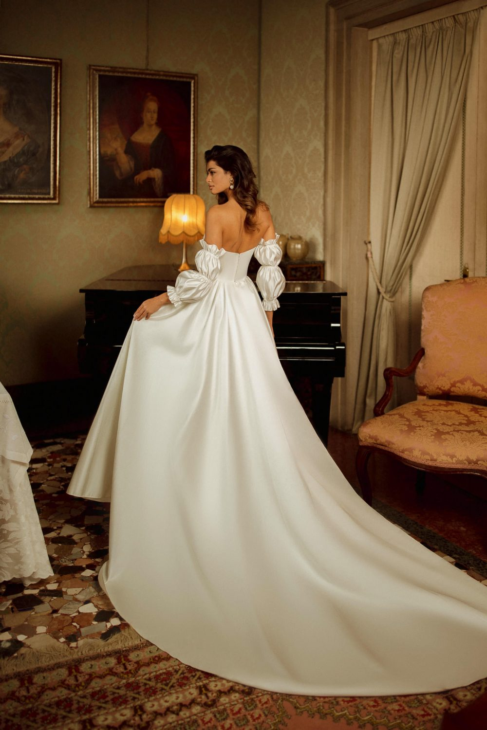 Wedding dress Hardy by Rara Avis