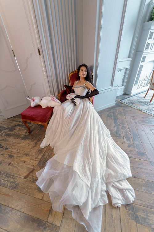 Wedding dress Iskra by Rara Avis