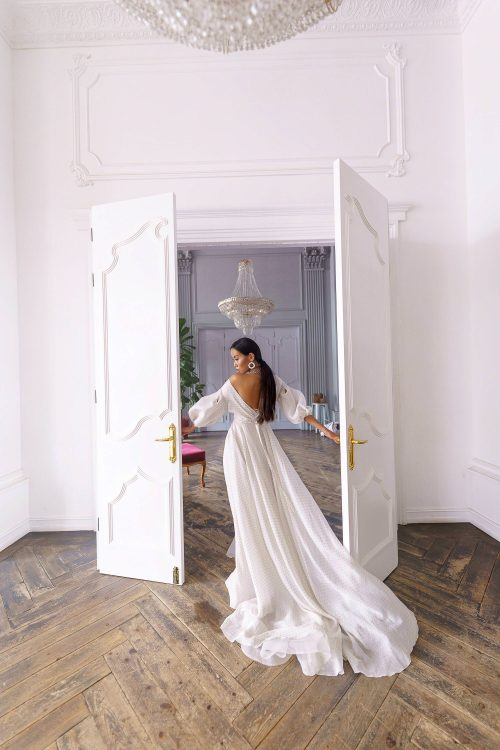 Wedding dress Letta by Rara Avis