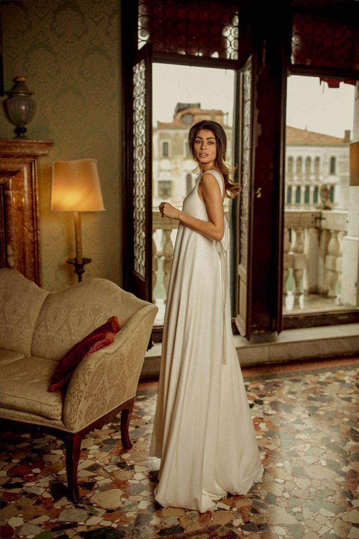 A-line wedding dress Simona by Rara