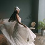 Wedding dress Ustinyia by Rara Avis