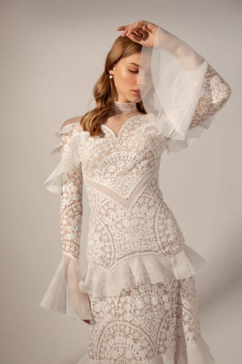 Wedding dress Yesenia by Rara Avis