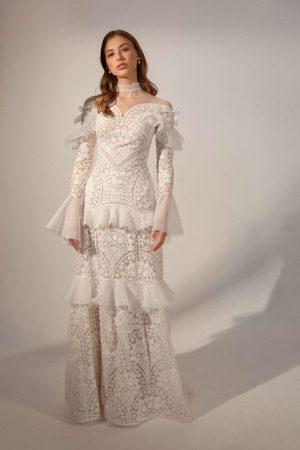 Wedding dress Yesenia by Rara Avis