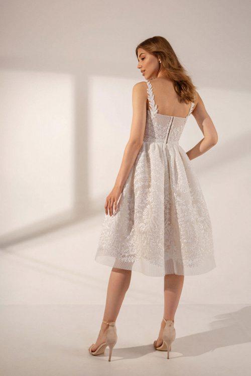 Wedding dress Zarina by Rara Avis