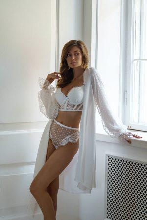 Rara Avis lingerie set Noymi and Soomi robe