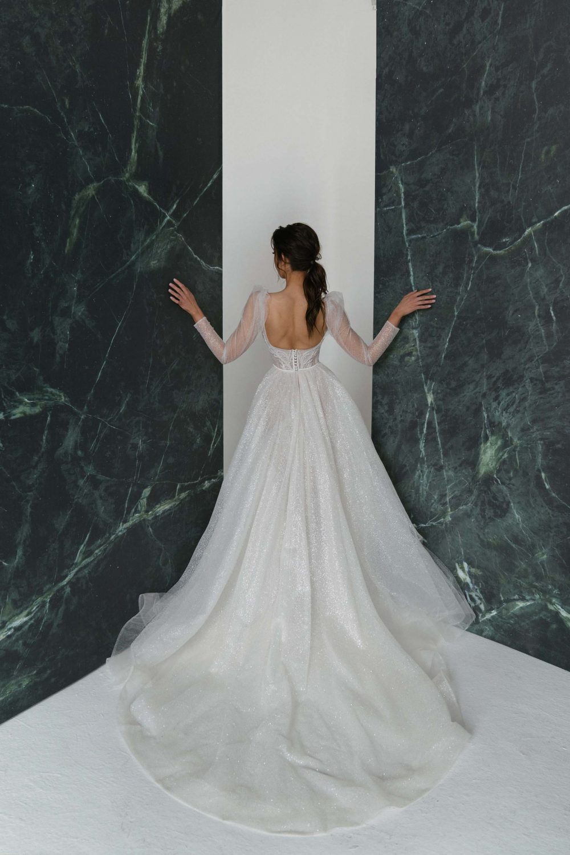 Wedding gown Diana by Rara Avis