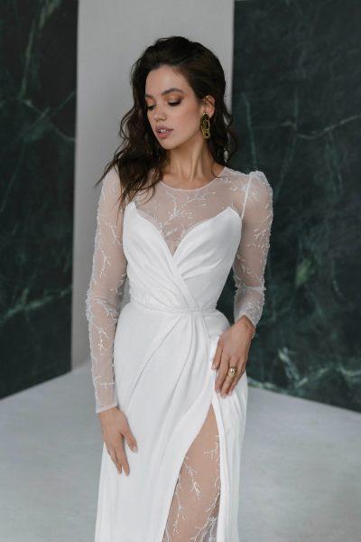 Wedding dress Ifiginia by Rara Avis
