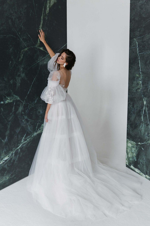 Wedding dress Mariel by Rara Avis