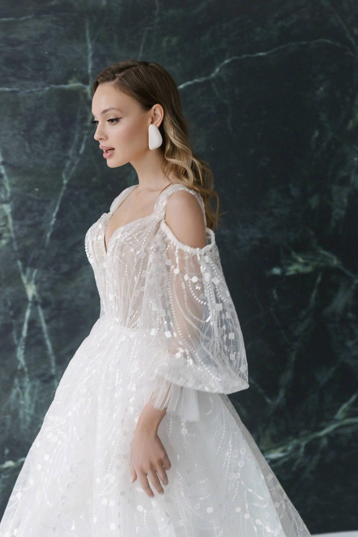 Wedding dress Milar by Rara Avis