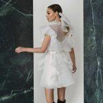 Short wedding dress Mimi by Rara Avis